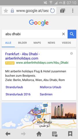 google.at - (Internet, Samsung, Android)
