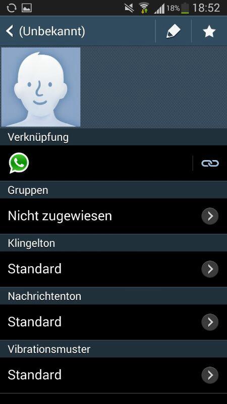 Android 4.3 Samsung Galaxy S3 Kontakte verloren nach
