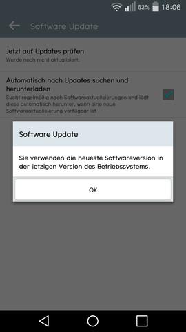 [Bild 1]: Update-Center vom LG G Flex 2 - (Handy, Android, LG)