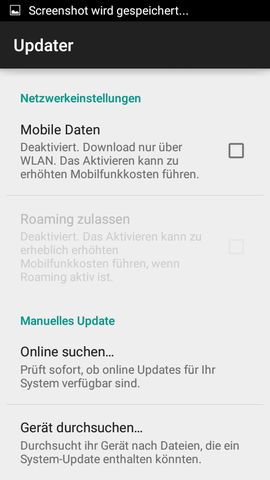 Bild 2 - (Android, Update)