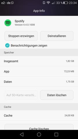 Android Apps Auf Sd Karte Verschieben Geht Nicht.Android App Verschieben Nicht Moglich Handy Spotify