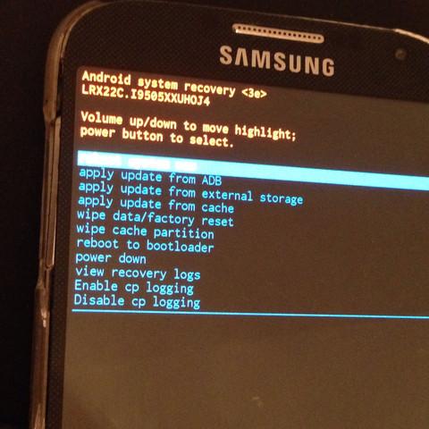.......... - (Samsung, Android, geht-nicht-an)