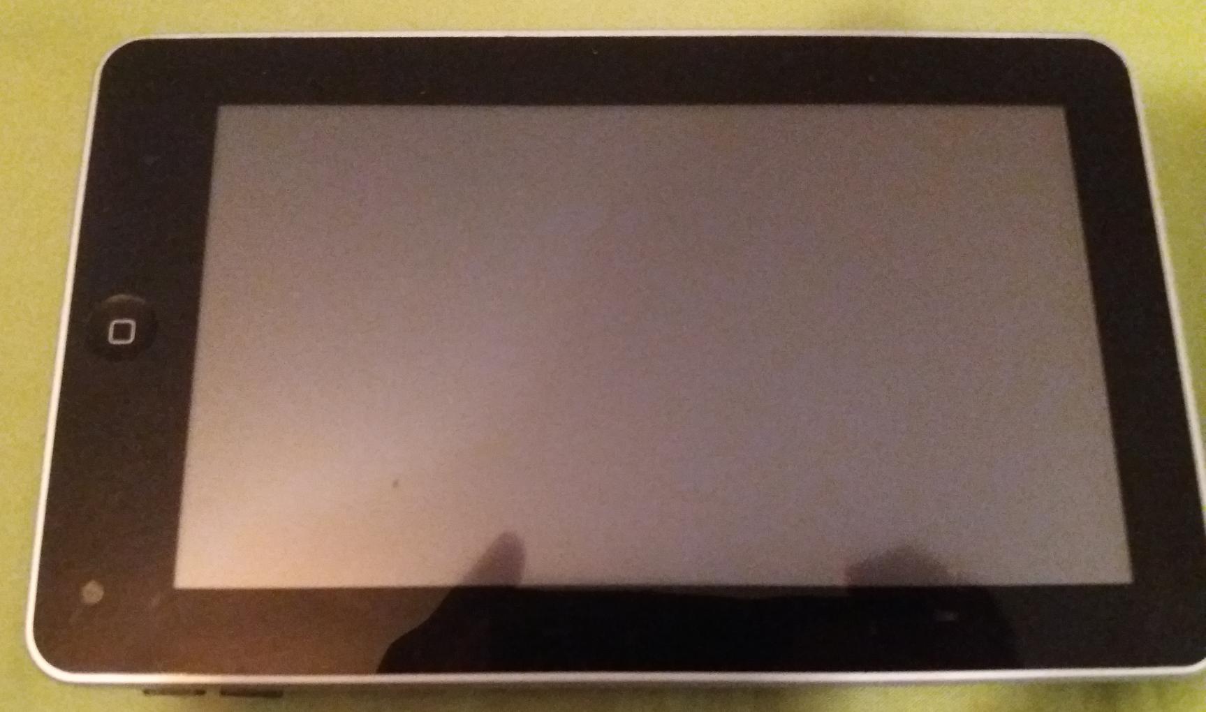 Tablet Startet Nicht
