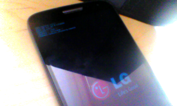so siehts aus - (Android, Update, Lg g2)