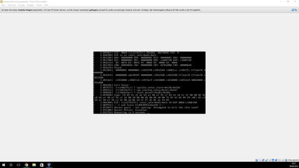 Kernel Probleme? - (Computer, PC, Windows)