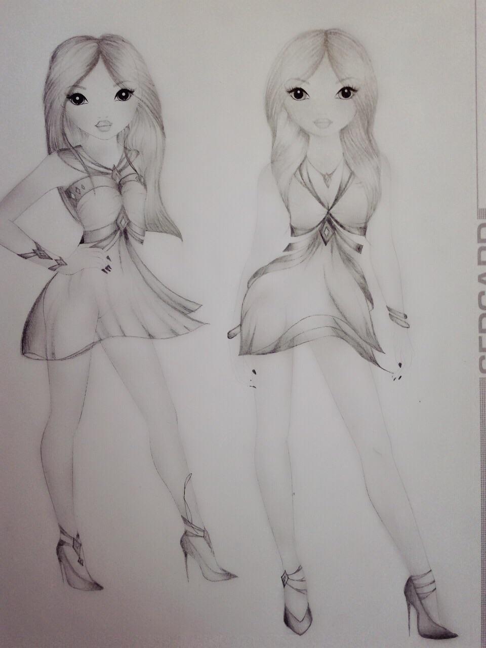 Anfnger im Zeichnen oder Talent Hobby Zeichnung Begabung