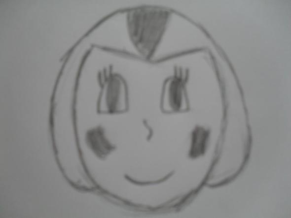 Nummer 1 XD - (Manga, zeichnen, Zeichnung)