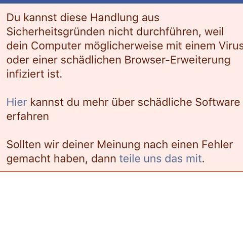 Virus? - (Handy, iPhone, Apple)