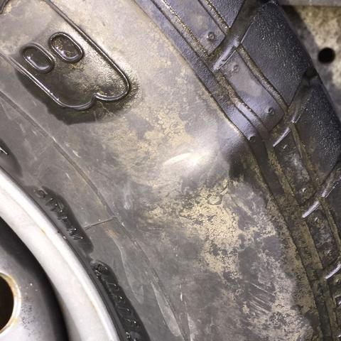 Reifen Foto  - (KFZ, Handwerk, Reifen)