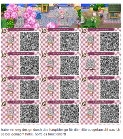 Imagenes De Animal Crossing New Leaf Qr Codes Boden Design