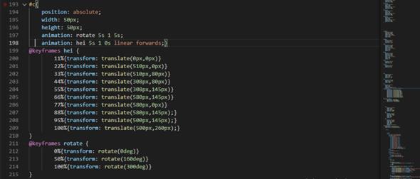 Wie kann man eine Animationen in JavaScript machen?