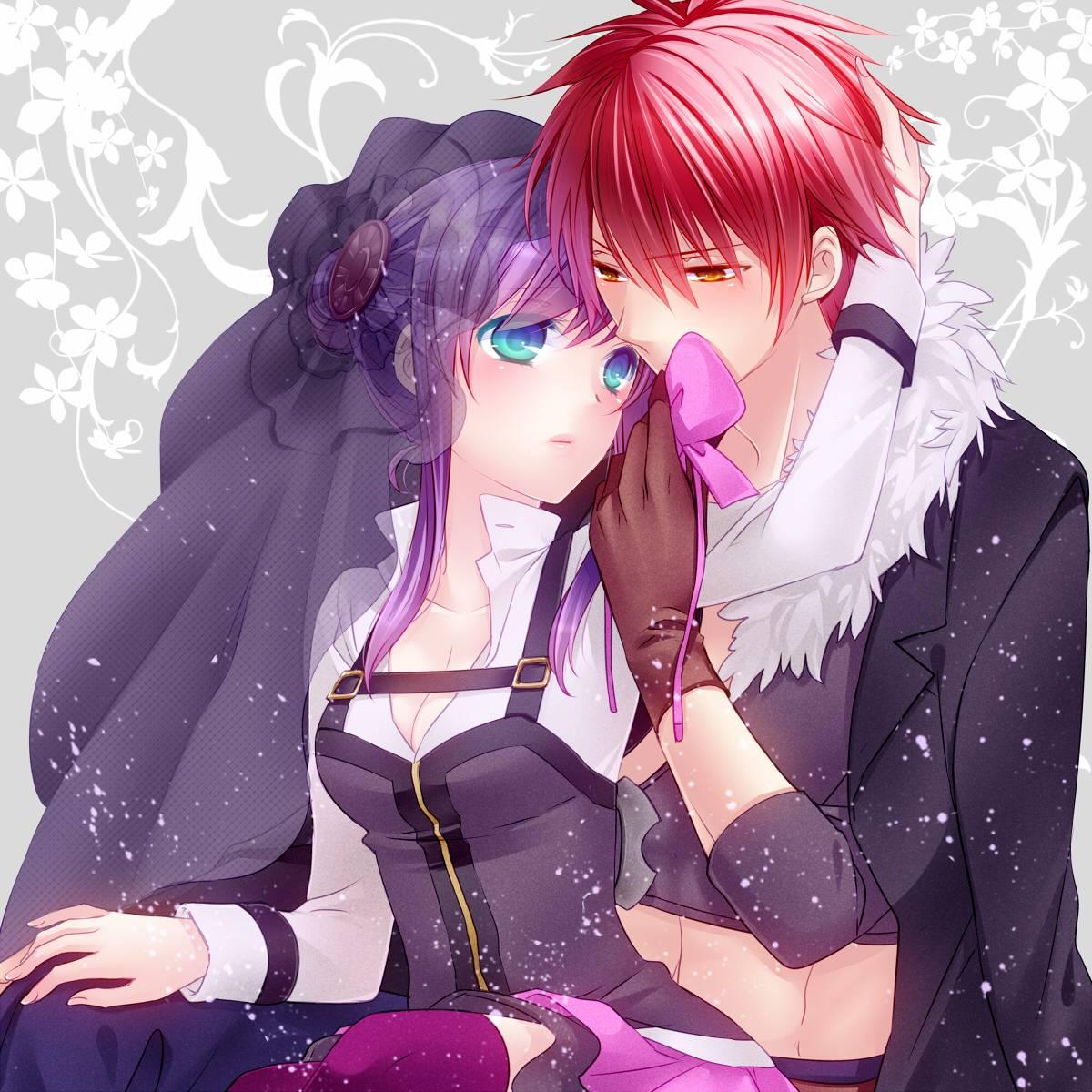 Anime couples was f r anime manga paar couple - Image manga couple ...