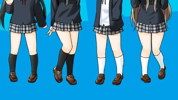 Schuhe vom Anime K-on - (Internet, Anime, Serie)