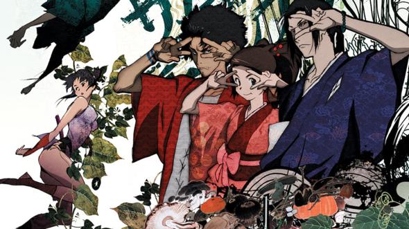 Animes wie SAMURAI CHAMPLOO?