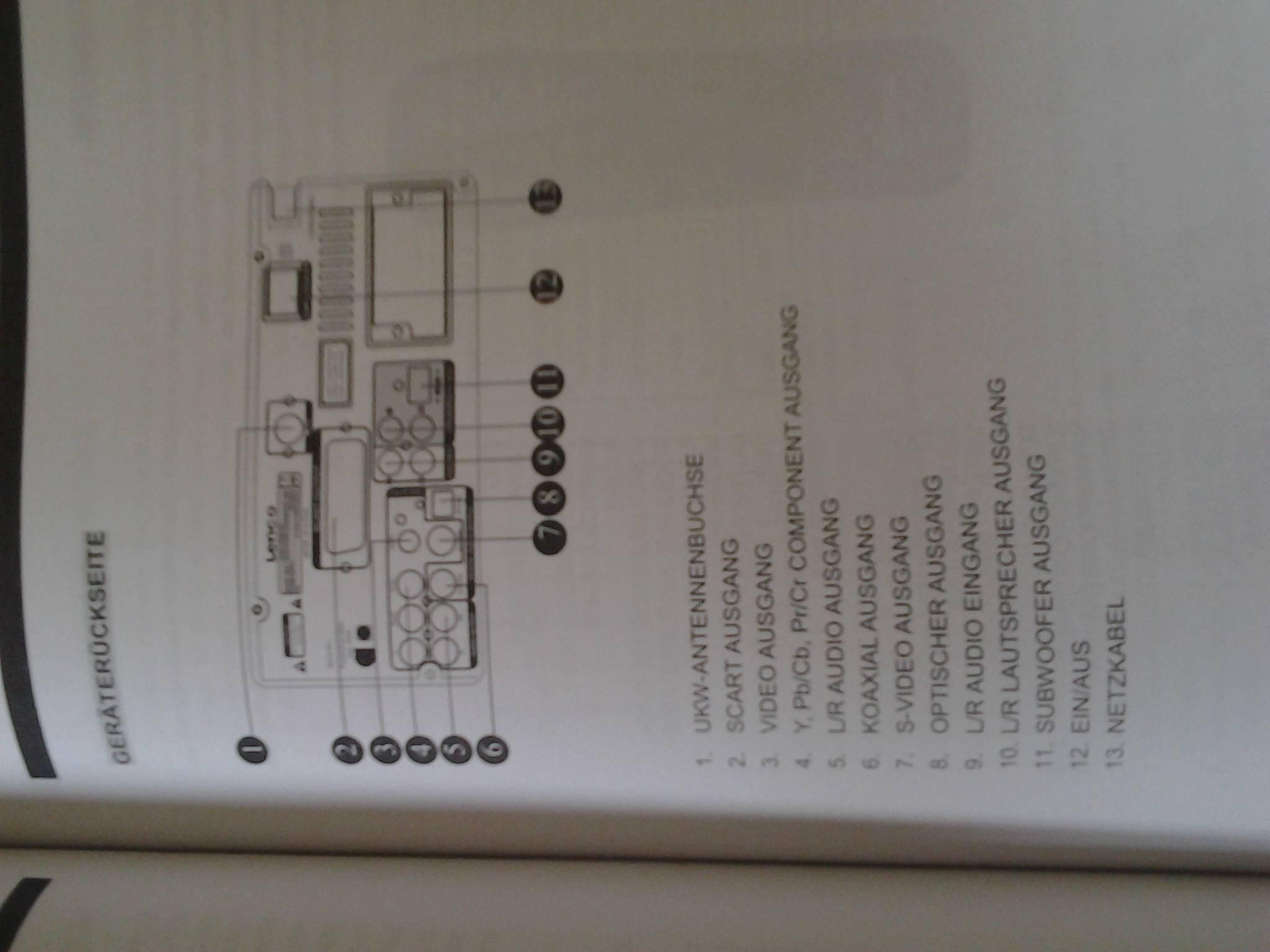 anlage ohne aux anschluss mit handy verbinden technik. Black Bedroom Furniture Sets. Home Design Ideas