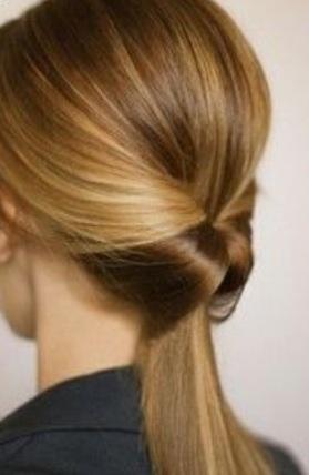 Anleitung Fur Folgenden Zopf Haare Styling