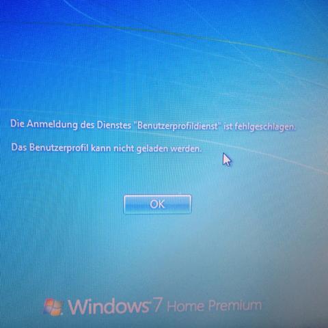 Das ist alles was angezeigt wird .. :/  - (PC, Windows, Windows7)