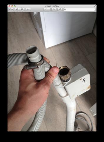 Anschluss Spülmaschine - (Haus, Anschluss, Spuelmaschine)