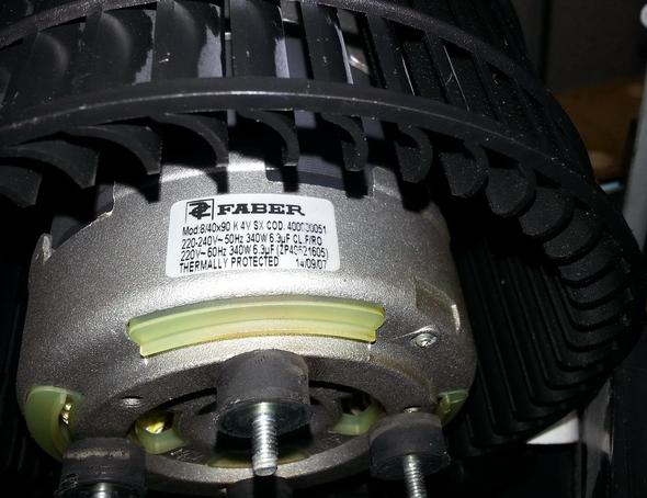 Anschluss externer motor an dunstabzugshaube elektronik strom