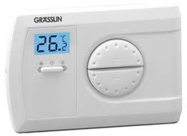 Thermostat 1 - (Heizung, Thermostat, Grässlin)