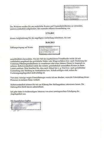 Anschlussfrage Fristlose Kündigung Nachzahlung Für Den Untermieter