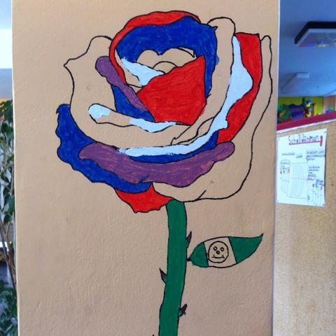 Unsere Rose - (Schule, Sprüche, Anti nazi)