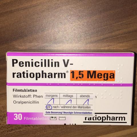 antibiotika und pille schwanger