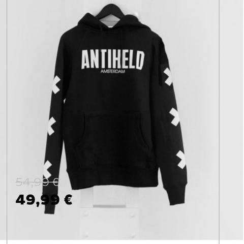 Hoodie - (Sweater, Antiheld)