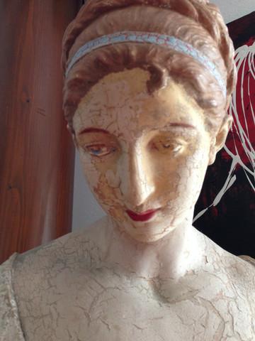 Frau 2 - (Antiquitäten, Antik, Skulptur - Verkauf)