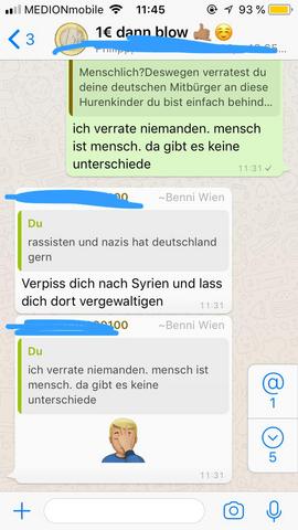 - (Politik, Anzeige, Flüchtlinge)