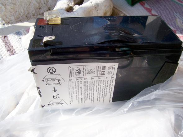 APC Batterie - (Freizeit, Batterie, Stromversorgung)
