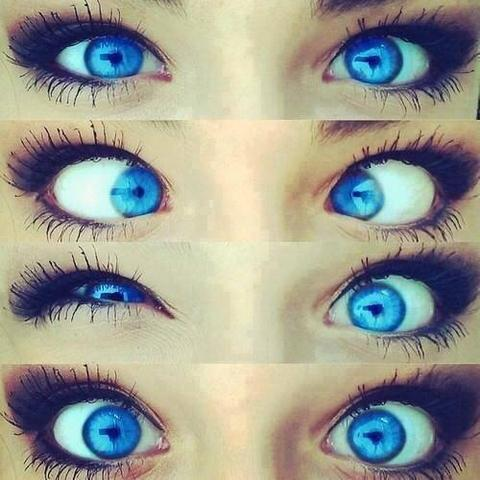 App für schöne Fotos der Augen