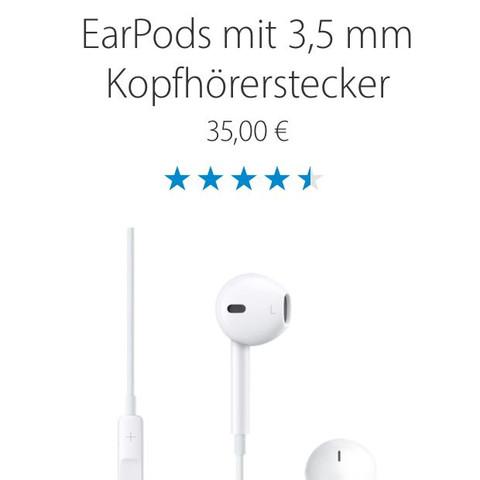 *für alle, die nicht wissen was Earpods sind :) - (Technik, Apple, Elektronik)