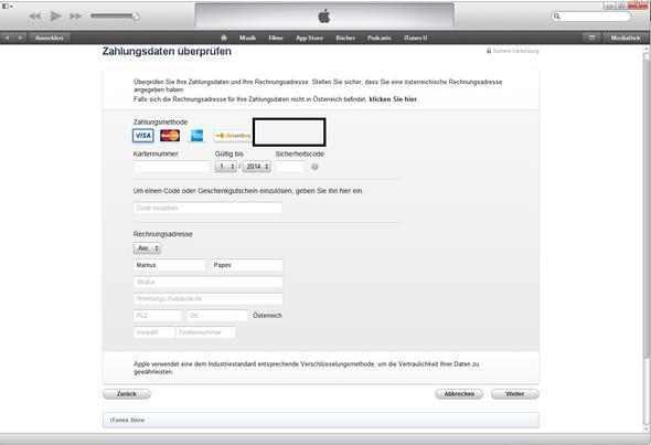 apple id - (Apple, iTunes, AppStore)