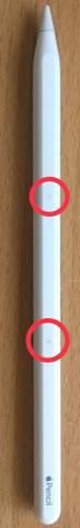Apple Pencil 2. generation deffekt?