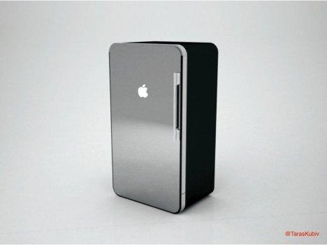 hier mal ein bild - (Apple, Kühlschrank, Aprilscherz)