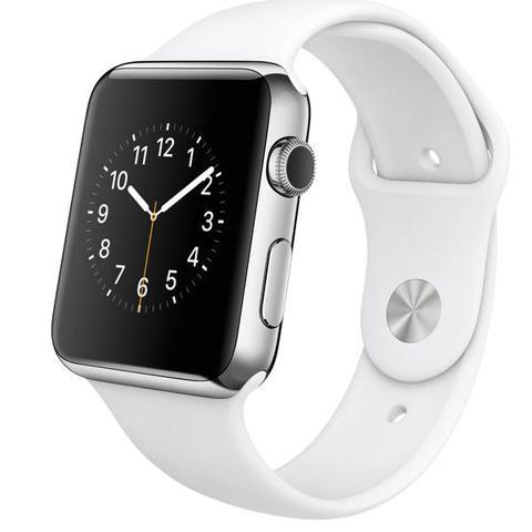 Sportband weiß - (Sport, Apple, Uhr)