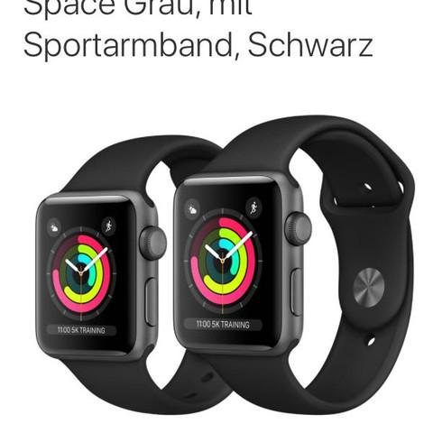 Die Uhr  - (Handy, Technik, Smartphone)