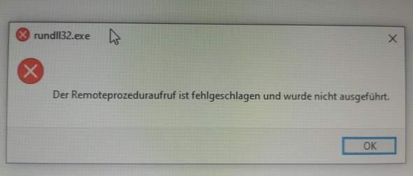 Apps sind weg und Explorer reagiert nicht (PC Windows 10)?