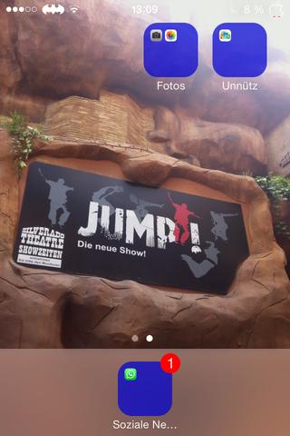 mein iPhone Bildschirm - (iPhone, Jailbreak, Absturz)