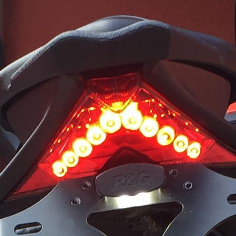 Das sind die LEDs - (Motorrad, Reparatur, kaputt)