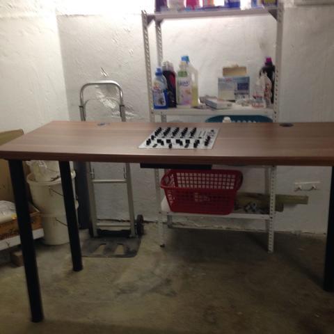Tisch - (Handwerk, Holz)
