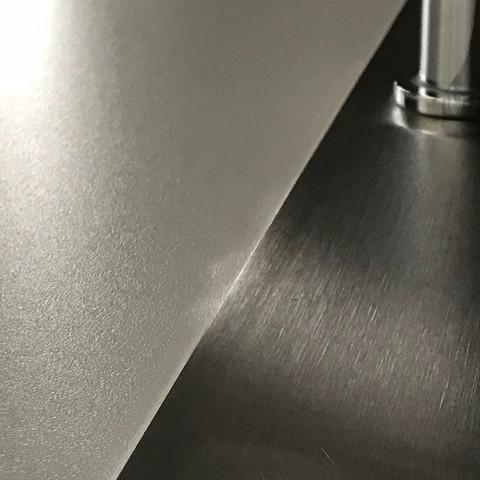 Arbeitsplatte in der Küche aufgequollen (Nolte Küchen ...