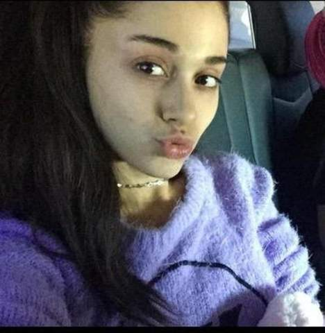Ariana Grande Ohne Make Up