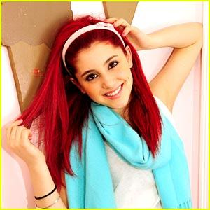 ariana grande rote haare haarfarbe. Black Bedroom Furniture Sets. Home Design Ideas