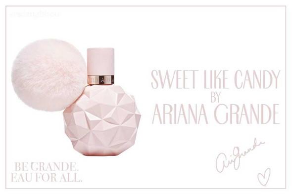 """Ariana Grande """"Sweet Like Candy"""" - (Beauty, Parfüm, Grand)"""