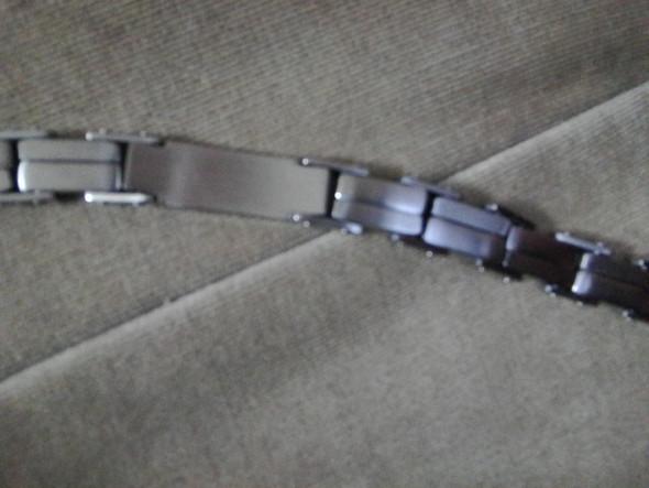 Edelstahlarmband - (Armband, Stift, kürzen)