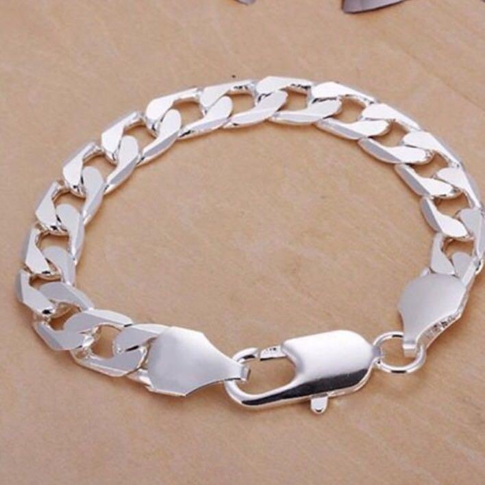 Silber armband verkleinern