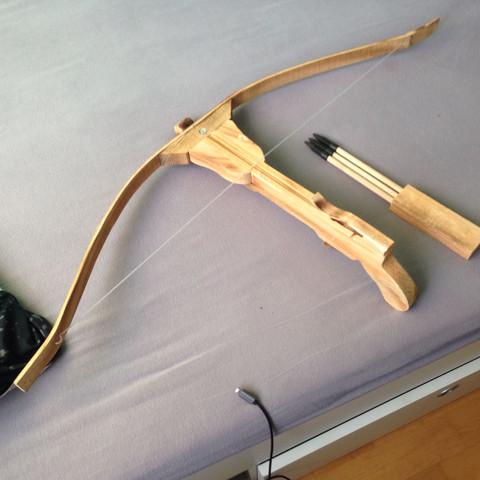armbrust kaputt holz reparieren bogen. Black Bedroom Furniture Sets. Home Design Ideas