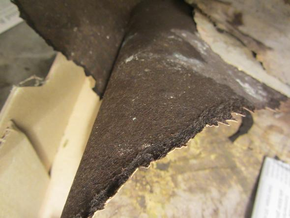 Asbest In Bodenbelag Wie Erkennen Mit Fotos